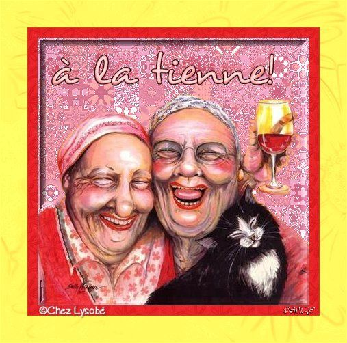 A la Tienne !